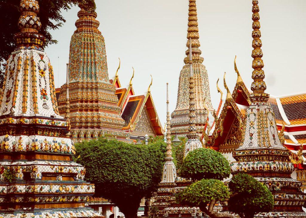 Храм Ват Пхо (Wat Pho)