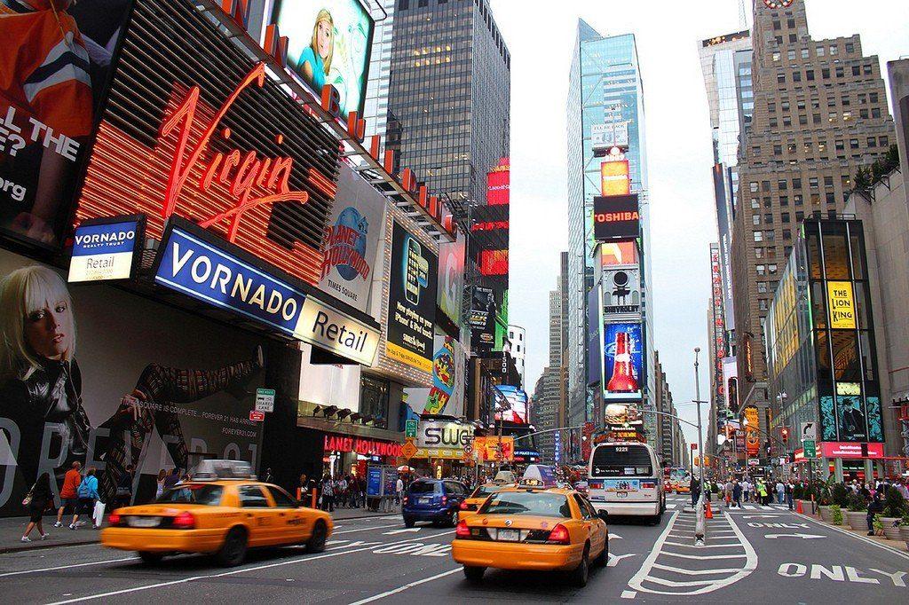 Нью Йорк веб камеры