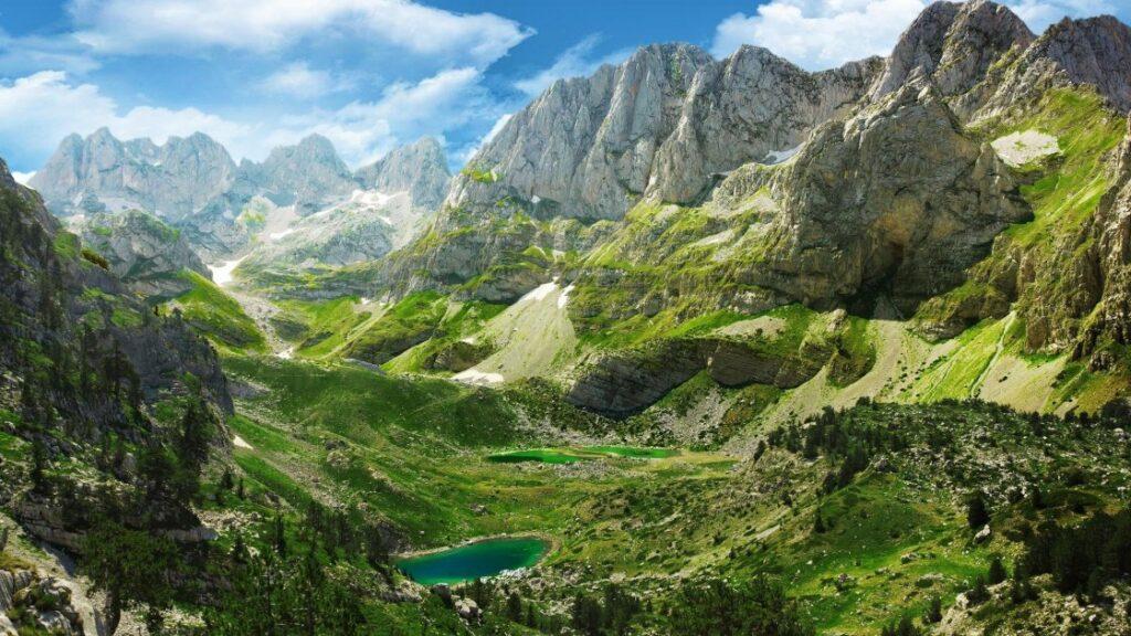 Туры в горы Албании